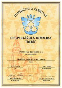 Hospodářská komora Třebíč